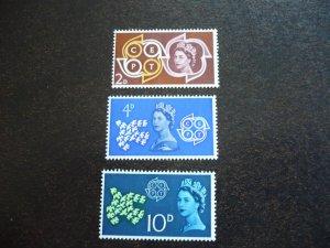 Europa 1961 - United Kingdom - Set
