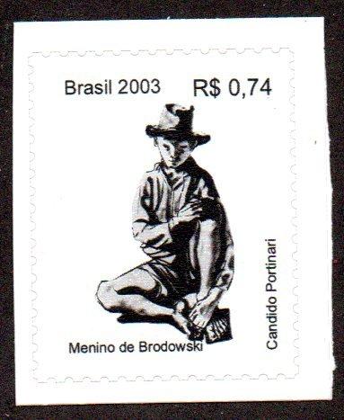 BRAZIL 2910 MNH BIN $.75 PERSON