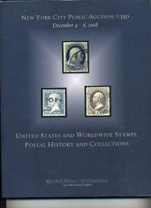 Matthew Bennett Rare Stamp Sale