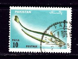 Pakistan 348 Used 1973 issue