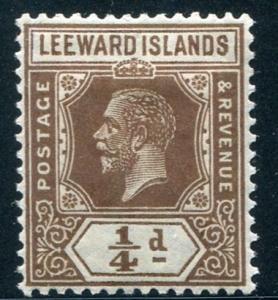 Leeward Islands Sc#41 MH (Li)
