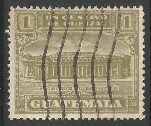 GUATEMALA RA2 VFU P662-1