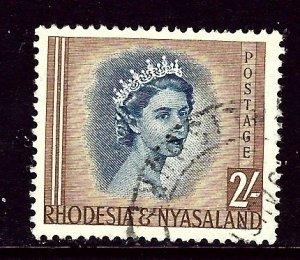 Rhodesia and Nyasaland 151 Used 1954 issue    (ap5898)