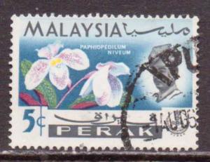 Malaya-Perak   #141  used  (1965)