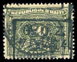 HAITI J20  Used (ID # 80258)