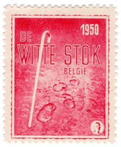(I.B) Belgium Cinderella : White Stick Blind Charity (1950)