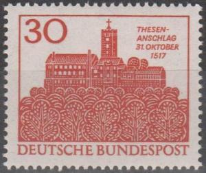 Germany #976 MNH F-VF (ST2499)