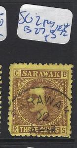 SARAWAK (P1608B)  3C   SG 2  POS  B-27  CDS  VFU