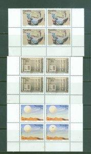 Namibia #690-2 Block(4) MNH CV$5.60