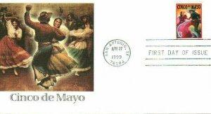 Fleetwood 3309 Cinco de Mayo Party lIke it is 1999