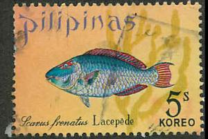 Philippines 1138 Used VF