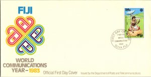 Fiji, Worldwide First Day Cover