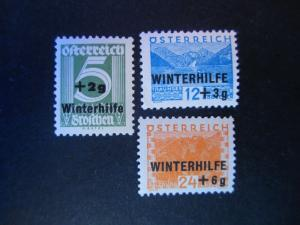 Austria #B128-30 Mint Never Hinged - (Z9) I Combine Shipping! 2