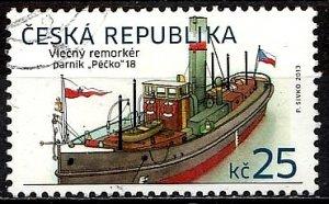 Czech Republic 2013 Mi. 756 used (1256)