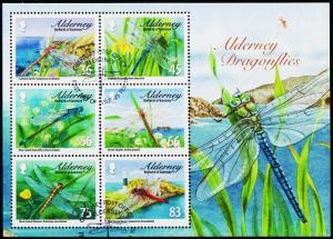 Alderney. 2010  Miniature Sheet. .Fine Used