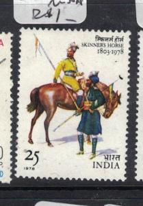 India Horse SG 902 MNH (1dsd)