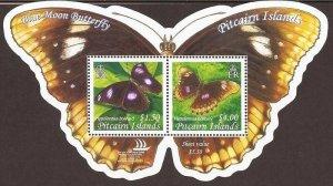 Pitcairn Islands - 2005 Blue Moon Butterfly - Stamp - Scott #615