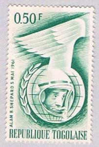 Togo 417 MLH Alan Shepard 1962 (BP3178)