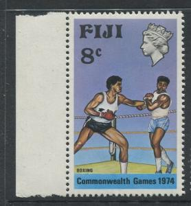 Fiji - Scott 342 - General Issue 1974 - MNH - Single 8c Stamp