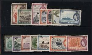 Tristan Da Cunha #14 - #27 VF/NH Set