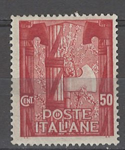 COLLECTION LOT # 4969 ITALY #161 MH 1923