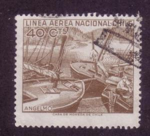 Chile Sc. # C260 Used Ships