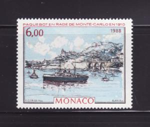 Monaco 1638 Set MNH Ships