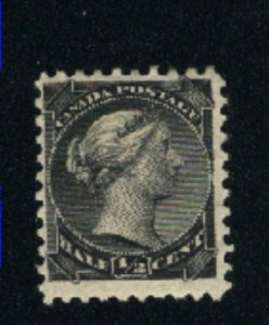 Canada 34  Mint  1882   PD