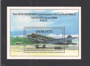 VANUATU SC# 564   FVF/MNH   1992