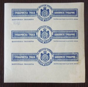 Yugoslavia Croatia Rare Excise Revenues  C2