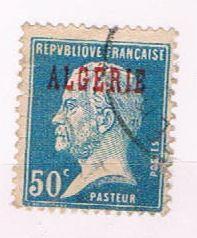 Algeria 22 Used France overprint 1924 (A0397)