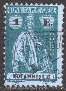 MOZAMBIQUE SCOTT 191X