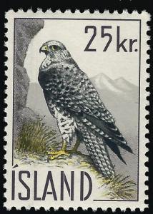 Iceland Attractive Sc #323 MNH VF