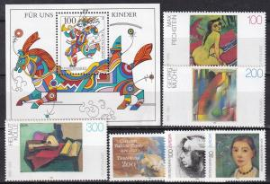 Germany #1921-7  MNH CV $10.15 (A19869)