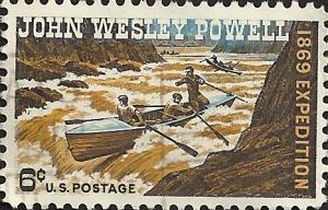 # 1374 USED JOHN WESLEY POWELL