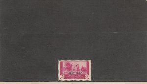 CAPE JUBY 55 MNH 2014 SCOTT CATALOGUE VALUE $3.50