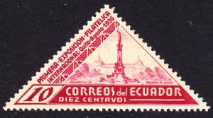 Ecuador Scott 354  VF mint OG LH.
