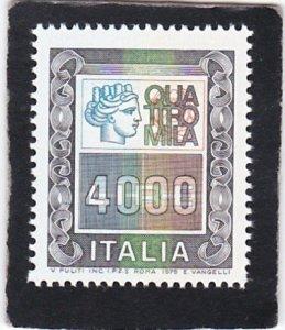 Italy,  #  1294    MNH
