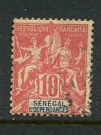 Senegal #41 Used (Box1)