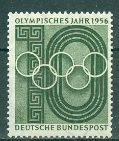 Germany - Bund - Scott 742 MNH (SP)