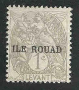 Rouad, Ile Scott 4 MNH** 1916 overprint CV $2.25
