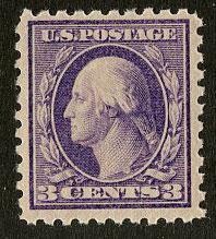 US Scott #464 Mint VF/XF; Never Hinged