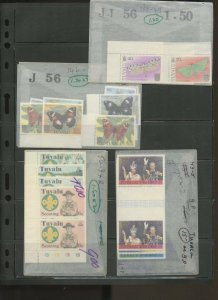 TUVALU SOUND OG NH U/M COLLECTION LOT 2 PHOTOS #2 $$$$$$$