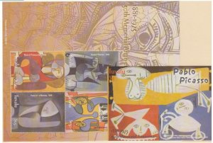 Tuvalu Scott #935-936 Stamps - Mint NH Souvenir Sheet Set