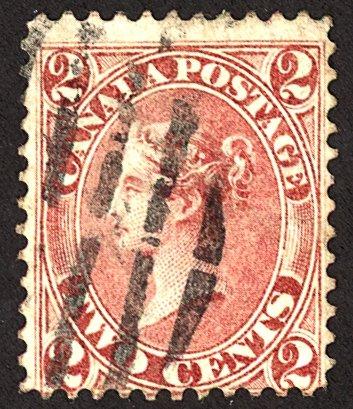 Canada #20 Used