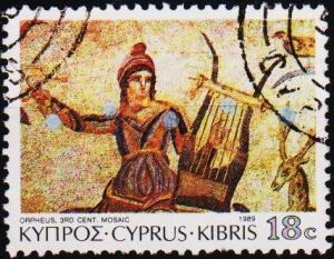 Cyprus. 1989 18c S.G.764 Fine Used