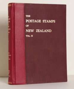 NEW ZEALAND : The Postage Stamps of, Vol 2.