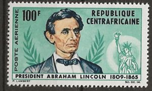Central African Republic C28 nh