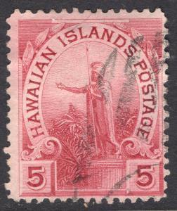 HAWAII SCOTT 76