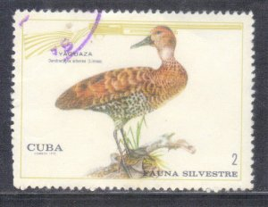CUBA SC# 1558  **USED** 1970   2c   SEE SCAN